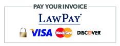 LP Pay Your Invoice Button